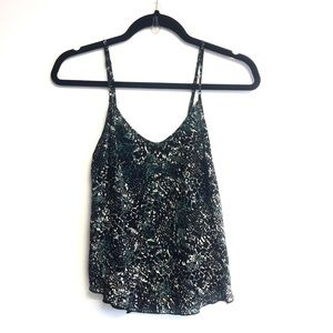 ARITZIA Wilfred Under Silk Camisole Tank XS
